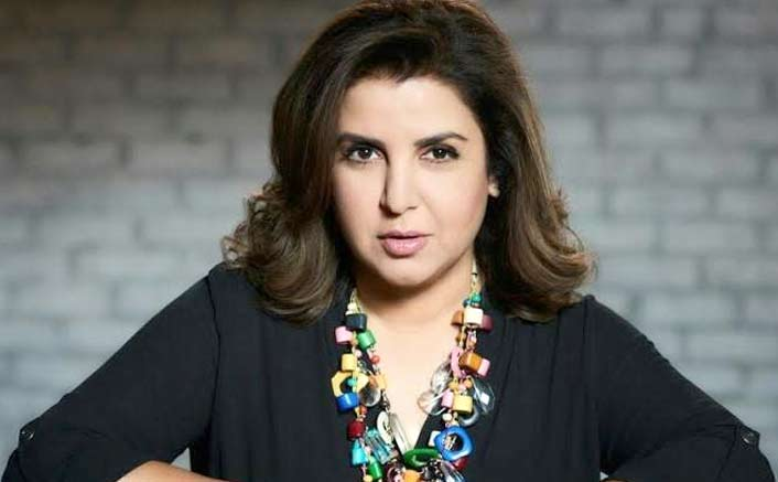 Farah Khan shoots 'super hit' song for 'Housefull 4'