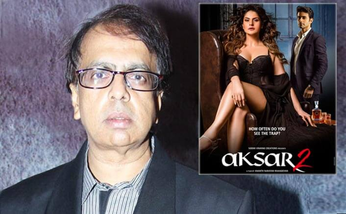 """Aksar 2 is a classic suspense, old fashioned noir"" says Director Ananth Mahadevan"