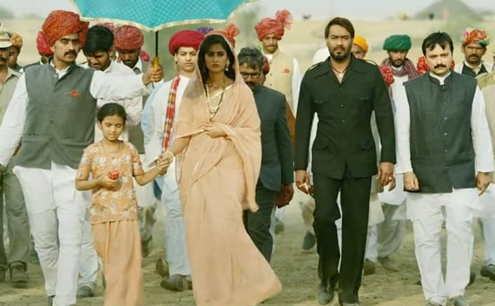 Baadshaho Trying Hard To Touch The 80 Crore Mark At The Box Office