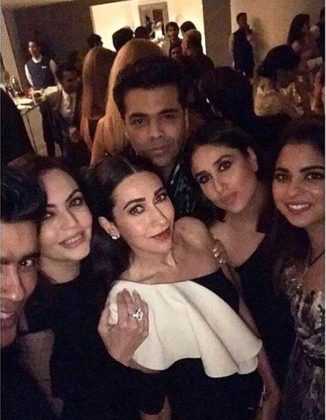 Bollywood Celebs In Full Attendance At Isha Ambani's Bash