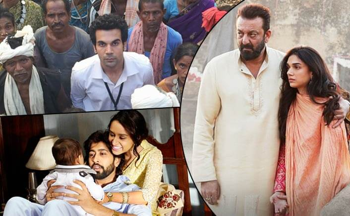 Box Office - Newton, Bhoomi and Haseena Parkar collect in the same range over the weekend