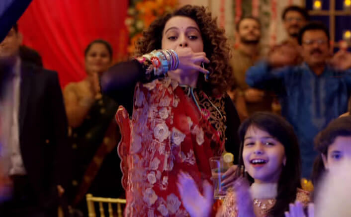 Simran Monday Box Office Update! Almost 50% Drop From The 1st Day