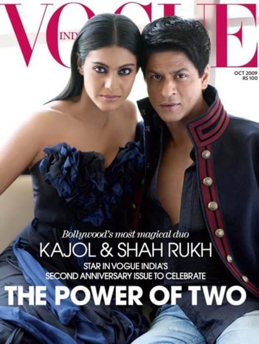 Kajol & Shah Rukh Khan