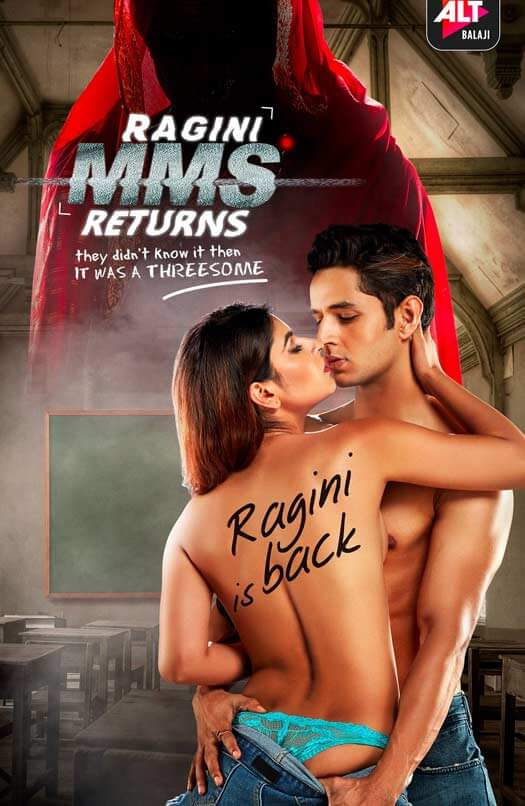 Check Out The Erotic Poster of Ragini MMS 2.2