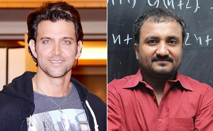 "Overwhelmed, Anand Kumar, real-life teacher from 'Super 30"" visits Mumbai to meet Hrithik Roshan. Here's why!"