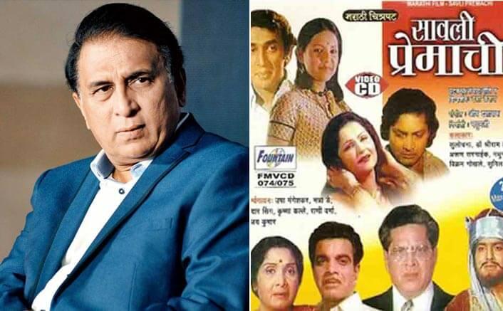 "Sunny Gavaskar acted in a Marathi movie named ""Savli Premachi"""