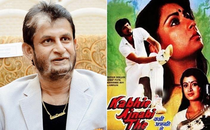 "Sandeep Patil acted in ""Kabhi Ajnabi The'"