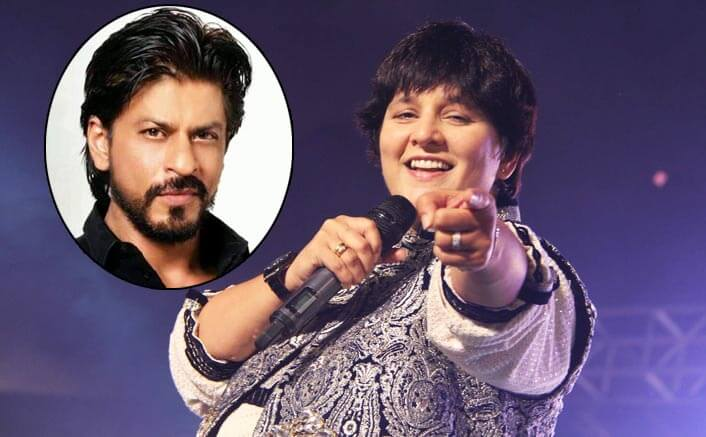 Falguni Pathak would love to work with SRK