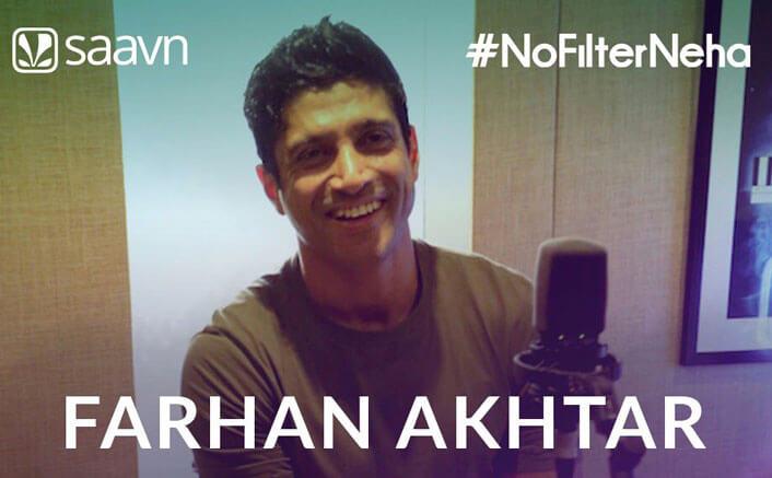 Farhan Akhtar reveals it all on #NoFilterNeha season 2!