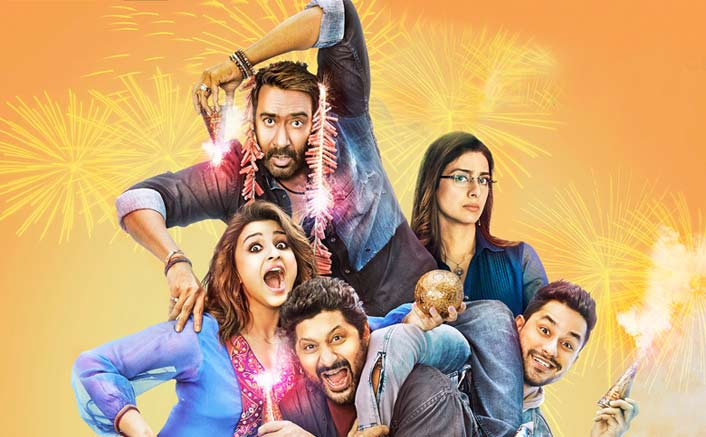Golmaal Again Worldwide Collections! A Box Office Wonder