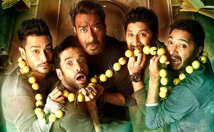 Golmaal Again Records: 6 Gigantic Benchmarks Set By This BLOCKBUSTER