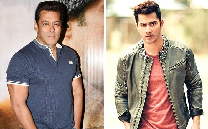 I am influenced by Salman Khan: Varun Dhawan
