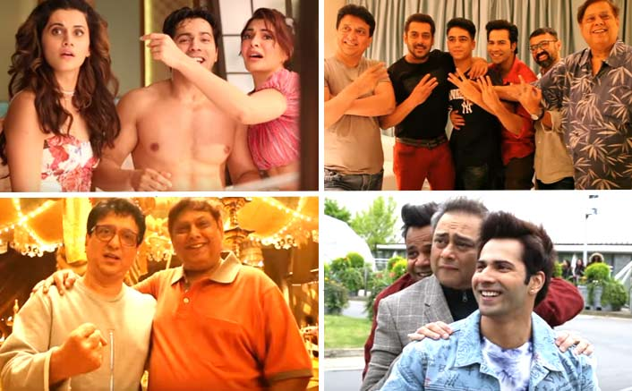 Judwaa 2 Fun On Sets Video Will Tempt You To Watch The Movie ASAP
