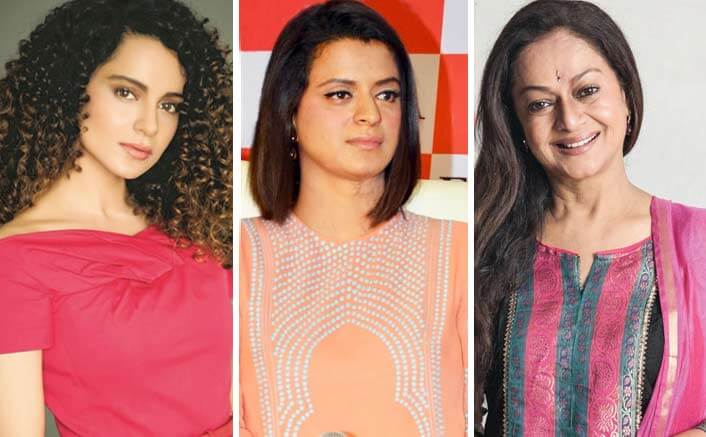 Kangana Ranaut's Sister Rangoli Demands An Answer From Zarina Wahab