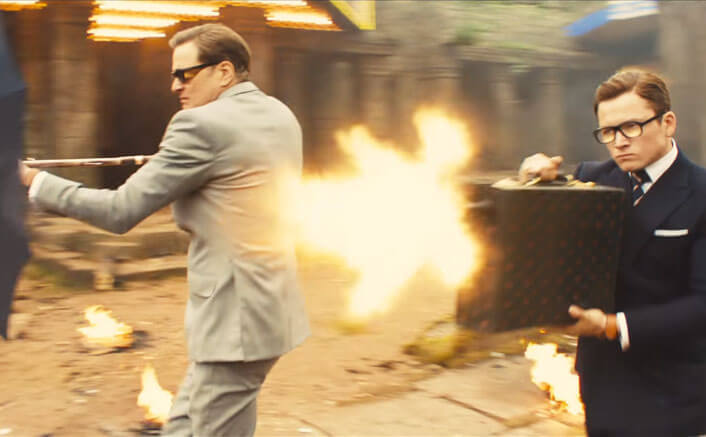 Kingsman: The Golden Circle's Trailer 2 Is A Treat Before You Watch The Film This Week