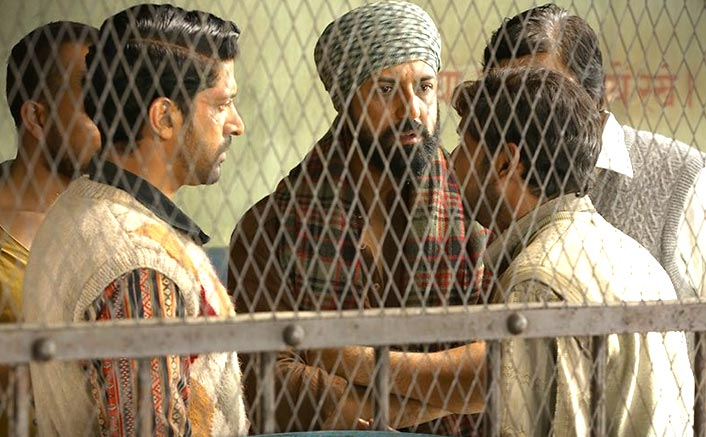 Lucknow Central Starts Slow! 1st Day Box Office Business Update