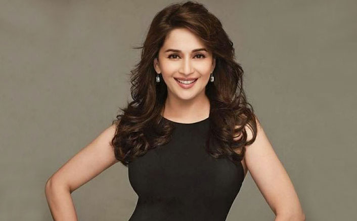 Madhuri Dixit excited about her international music debut