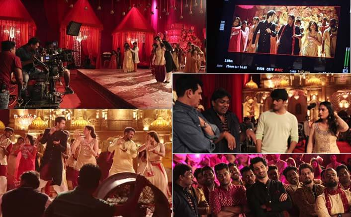 Making Of Will You Marry Me Video Song | Bhoomi