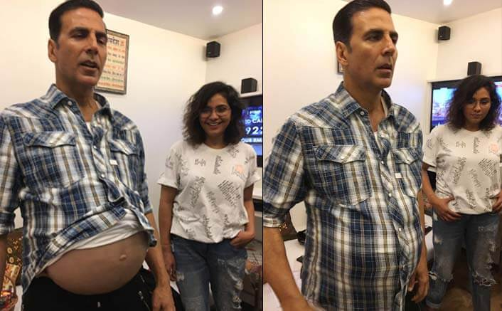 Meet The Duo Who Got Akshay Kumar Pregnant: Preetisheel Singh And Mark D'Souza