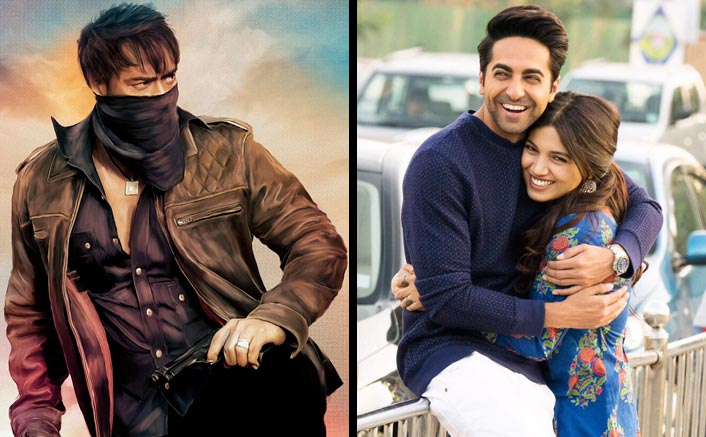 Morning Occupancy: Baadshaho Opens Well, Shubh Mangal Saavdhan's Slow Start