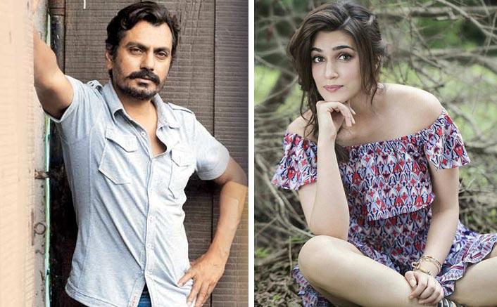 Nawazuddin Siddiqui To Romance Kriti Sanon Next?