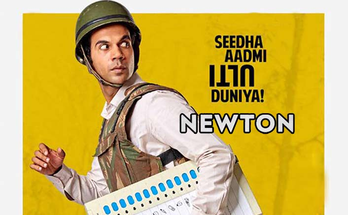 India's 'Newton' out of Oscar race, team still proud