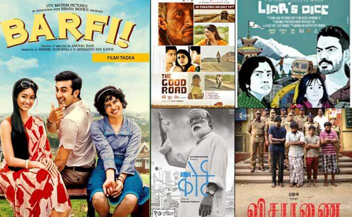 With Newton being nominated for Oscars this year, here's how India fared at the Oscars in the last 5 years