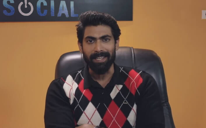 Not all stories are meant for big screen: Rana Daggubati