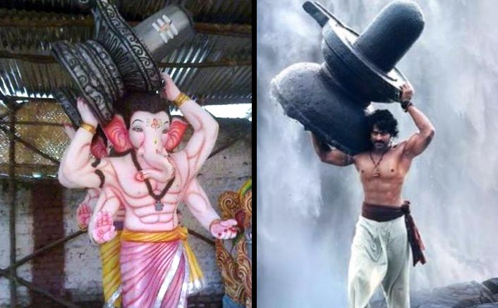 Prabhas fever for Ganesh Chaturthi continues even this year!