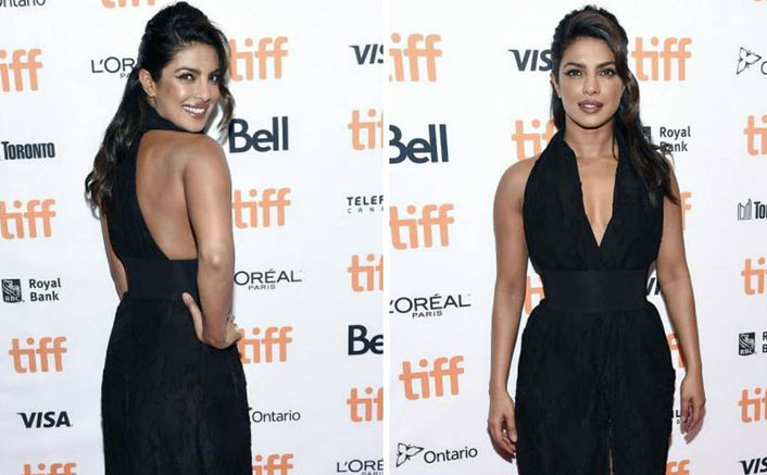 Priyanka Chopra Rocks The Red Carpet At The Toronto International Film Festival Soiree