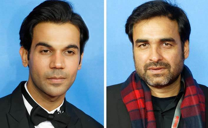 Rajkummar Rao & Pankaj Tripathi Flag off #Newtons of India