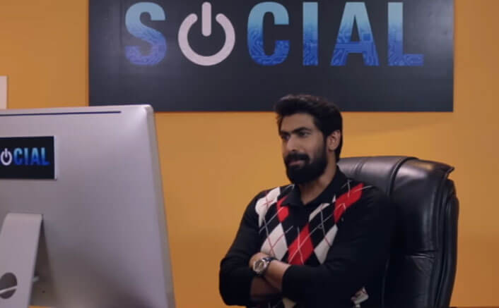 Rana Daggubati To Star In Social, A Digital Show On Cyber Crime