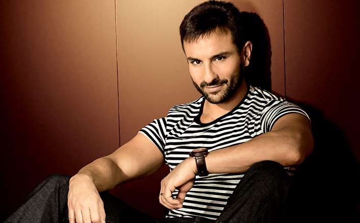 Saif discovers his inner Chef