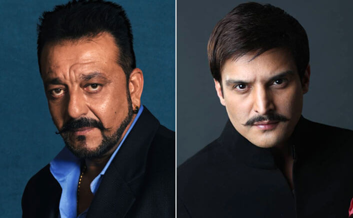 Sanjay Dutt reunites with Jimmy Sheirgill‏!
