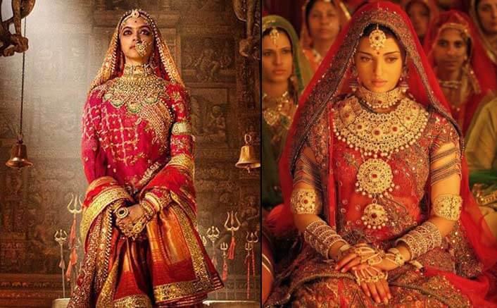 Aishwarya Rai Bachchan as Rani Padmavati of Chittore