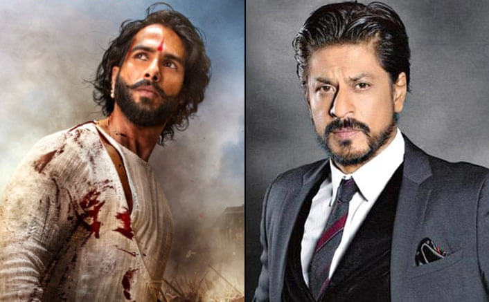 Shah Rukh Khan as Rawal Ratan Singh