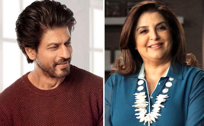 Shah Rukh Khan is my muse: Farah Khan