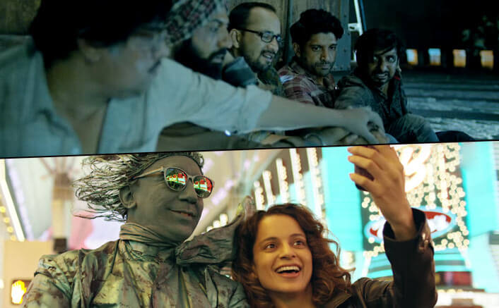 Box Office - Simran has an ordinary weekend, Lucknow Central stays low