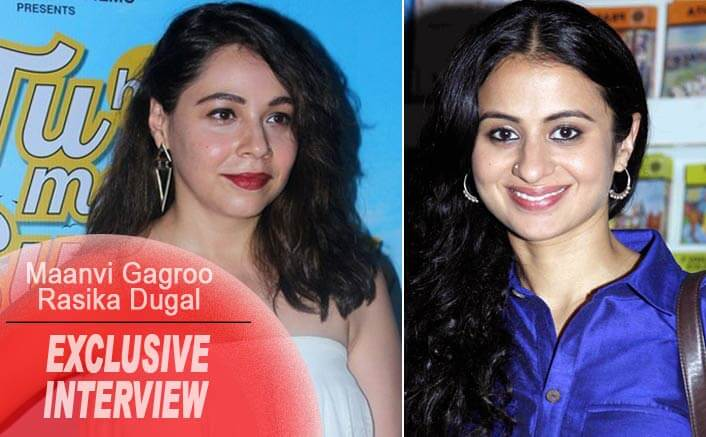 """Songs From Tu Hai Mera Sunday Are Being Appreciated By Everyone""- Maanvi Gagroo And Rasika Dugal"