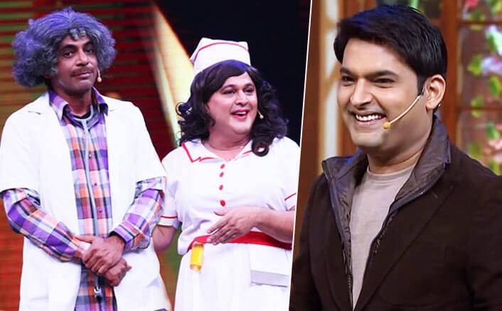Sunil Grover and Ali Asgar To Be a Part Of The Kapil Sharma Show Again?