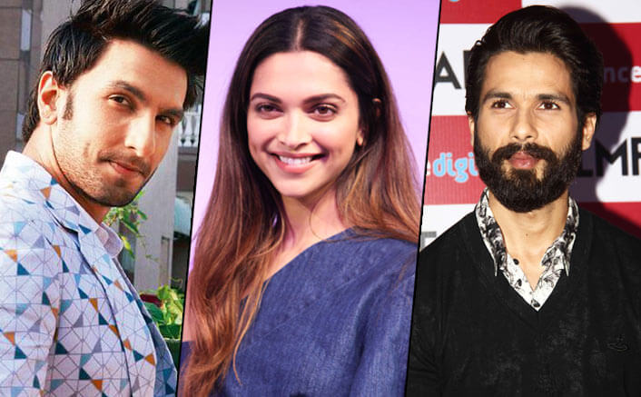 Teaser Of Deepika- Shahid-Ranveer's Padmavati To Be Launched During Navratri?
