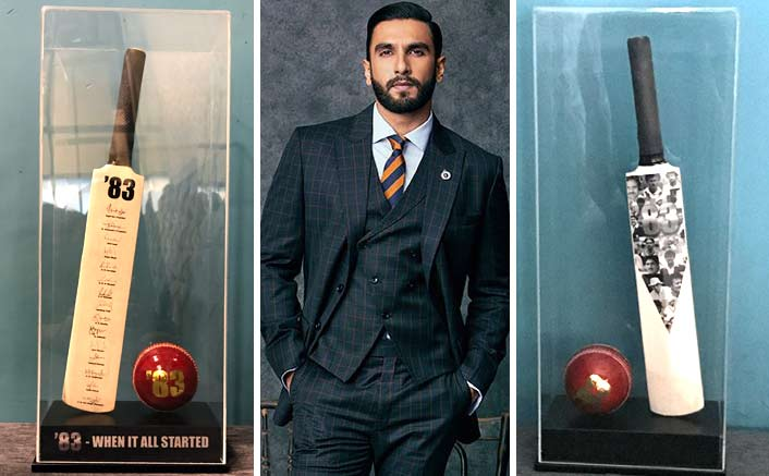 Themed '83 invites arise nostalgia for the Ranveer Singh film