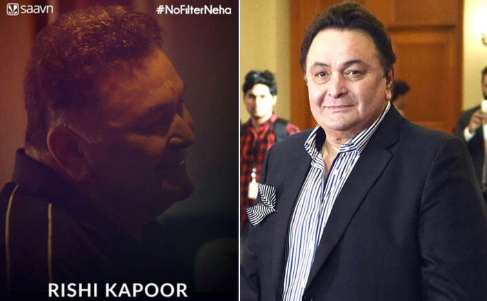 Things Rishi Kapoor reveals on #NoFilterNeha!