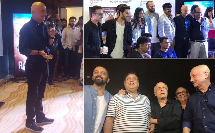 Trailer Launch Of Ranchi Diaries: Bollywood Legends Come Together To Support Young Talent