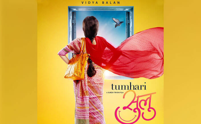 Tumhari Sulu's Poster Has Vdya Balan In a Total Housewife Avatar