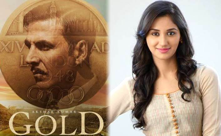 TV Actress Nikita Dutt Is All Set To Make Her Bollywood Debut In Akshay Kumar's Gold