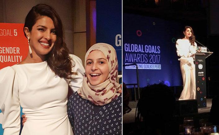 At UN, Priyanka bats for girl empowerment