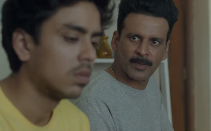 Watch The Mysterious Trailer Of Manoj Bajpayee's RUKH