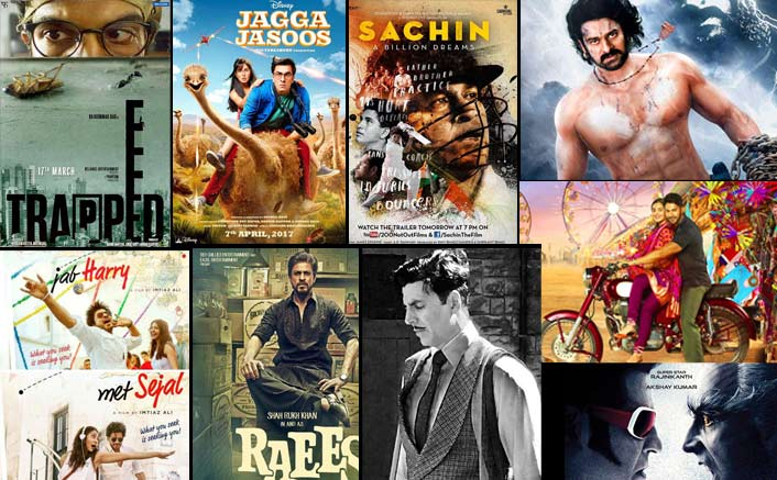 9 First Look Posters Of Movies That Made Us Excited For The Movie