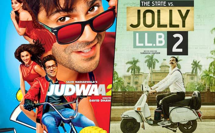 Judwaa 2 Surpasses Jolly LLB 2| Holds 6th Spot In the Highest Grossing Films Of 2017 List